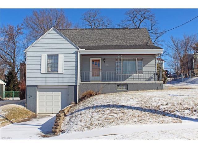 143 Denese Drive, Weirton, WV 26062 (MLS #3971076) :: Tammy Grogan and Associates at Cutler Real Estate