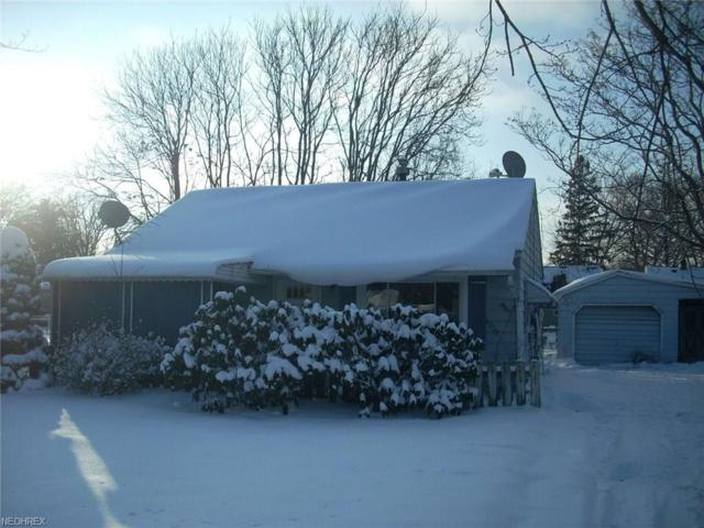 160 N Navarre Ave, Youngstown, OH 44515 (MLS #3971130) :: Tammy Grogan and Associates at Cutler Real Estate