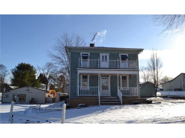 27 N Smith St, Dellroy, OH 44620 (MLS #3971144) :: Tammy Grogan and Associates at Cutler Real Estate