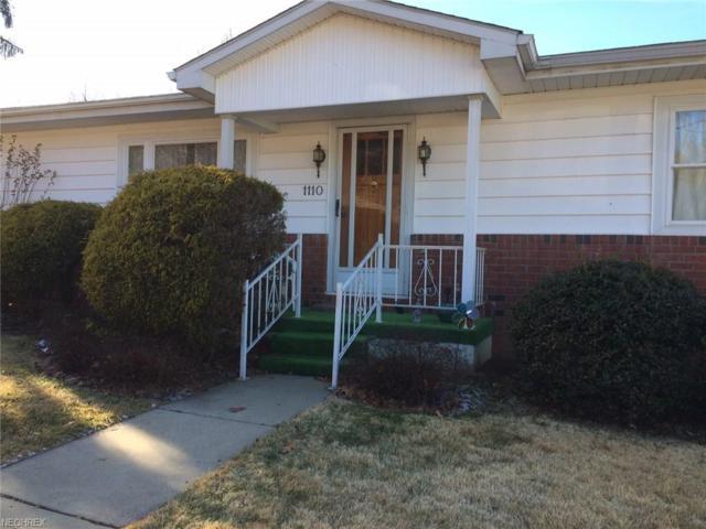 1110 Thomas St, Parkersburg, WV 26101 (MLS #3971411) :: Tammy Grogan and Associates at Cutler Real Estate