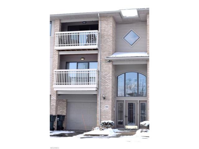 3800 Rosemont Blvd 105D, Akron, OH 44333 (MLS #3971546) :: Keller Williams Chervenic Realty