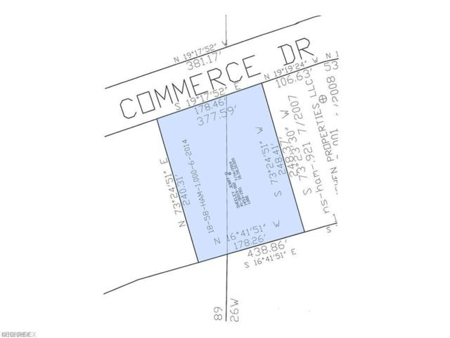 Commerce St, Uhrichsville, OH 44683 (MLS #3971763) :: Tammy Grogan and Associates at Cutler Real Estate