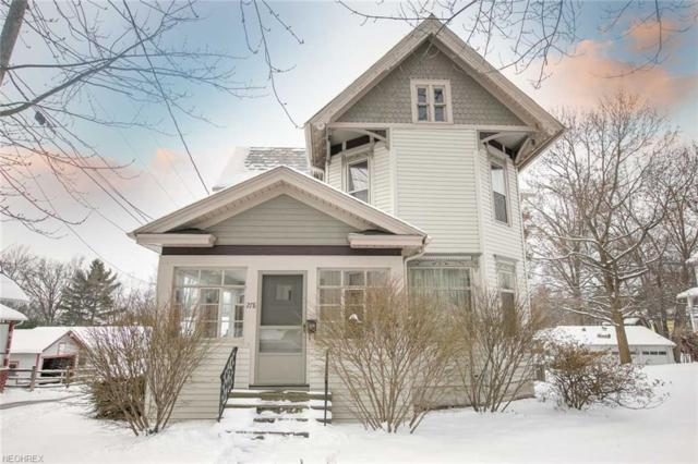 278 High St, Wadsworth, OH 44281 (MLS #3972153) :: Tammy Grogan and Associates at Cutler Real Estate