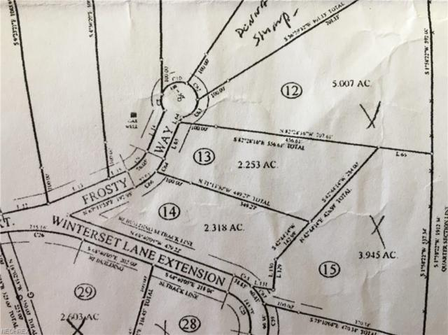 0 Winterset Lane, Lore City, OH 43755 (MLS #3972322) :: Tammy Grogan and Associates at Cutler Real Estate