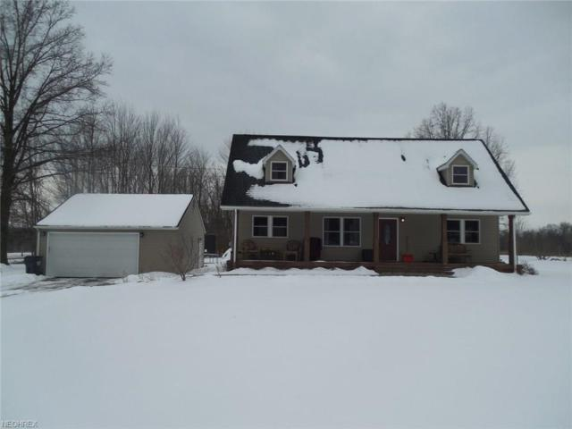 10299 New Rd, North Jackson, OH 44451 (MLS #3972812) :: Tammy Grogan and Associates at Cutler Real Estate
