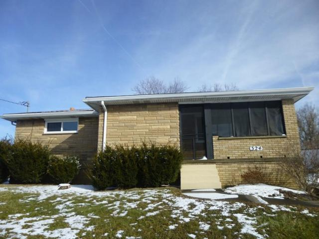 324 Fernwood Rd, Steubenville, OH 43953 (MLS #3973004) :: Tammy Grogan and Associates at Cutler Real Estate