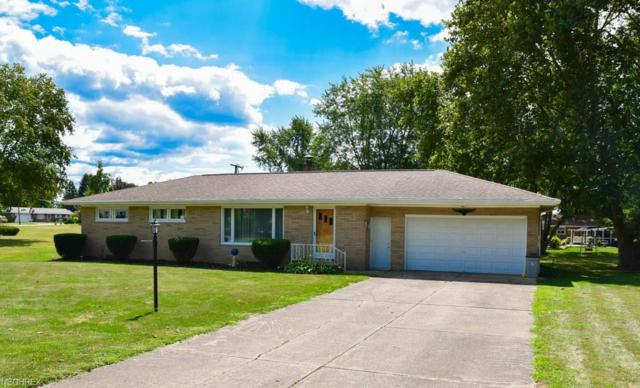 222 Oakpark St NW, North Canton, OH 44720 (MLS #3973971) :: RE/MAX Edge Realty