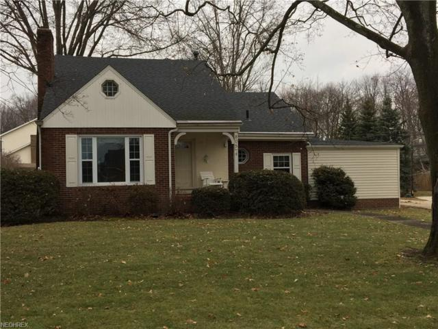 805 Woodrow St NW, North Canton, OH 44720 (MLS #3974001) :: RE/MAX Edge Realty
