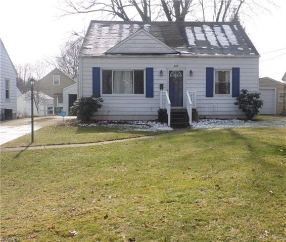 266 Maplecrest St SW, North Canton, OH 44720 (MLS #3974148) :: RE/MAX Edge Realty