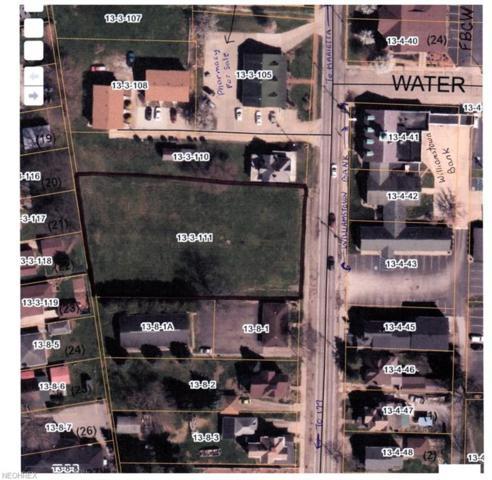 438 Highland Avenue, Williamstown, WV 26187 (MLS #3974276) :: The Crockett Team, Howard Hanna