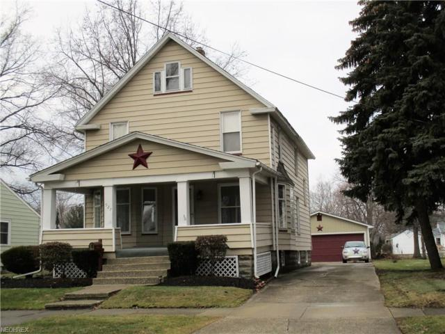 927 Ohio Ave, Saybrook, OH 44004 (MLS #3974305) :: Tammy Grogan and Associates at Cutler Real Estate