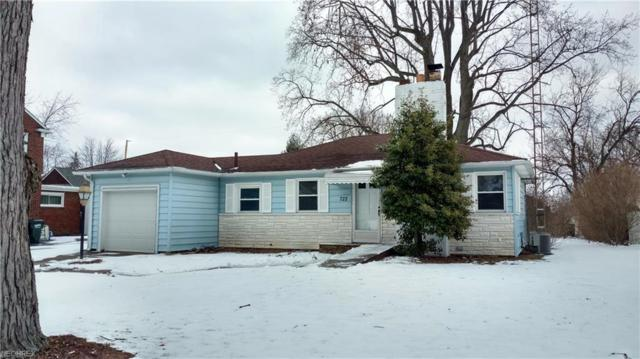 722 Western Ave SW, Canton, OH 44710 (MLS #3974310) :: RE/MAX Edge Realty