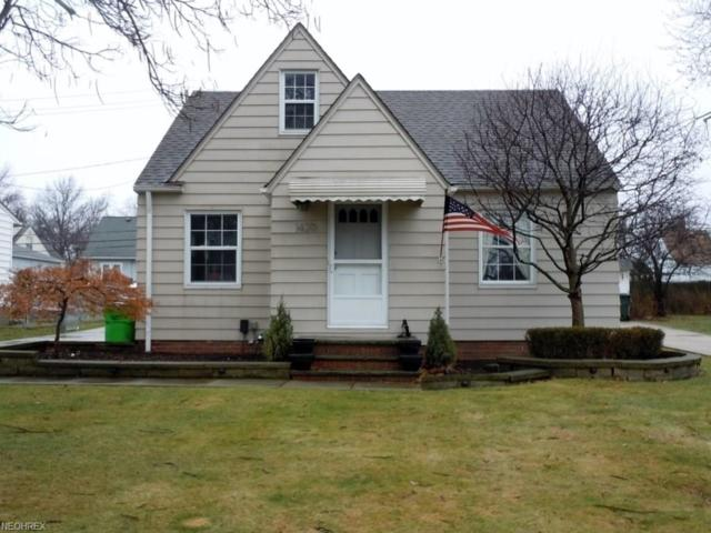 1420 Commonwealth Ave, Mayfield Heights, OH 44124 (MLS #3974356) :: The Crockett Team, Howard Hanna