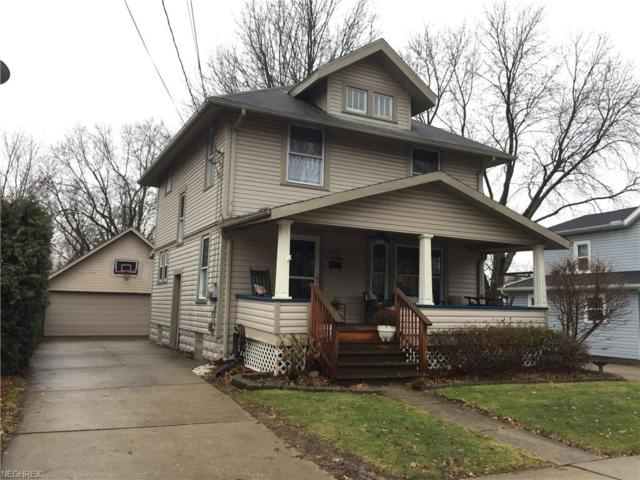 129 E North St, Wadsworth, OH 44281 (MLS #3974484) :: Tammy Grogan and Associates at Cutler Real Estate