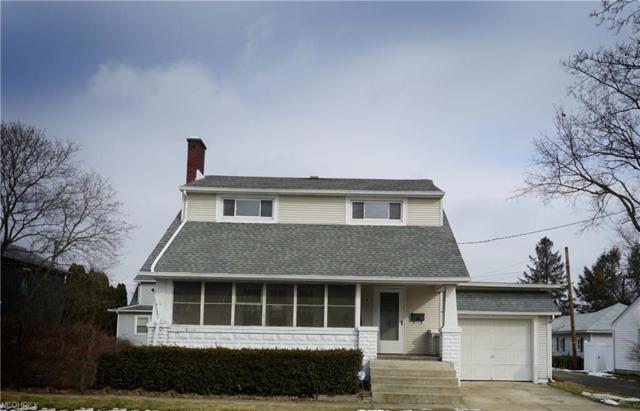 117 E Bustle St, Loudonville, OH 44842 (MLS #3974677) :: Keller Williams Chervenic Realty