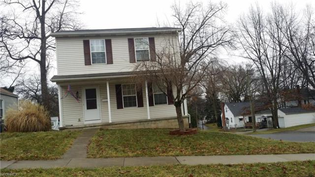 145 Tudor Ave, Akron, OH 44312 (MLS #3974688) :: RE/MAX Edge Realty