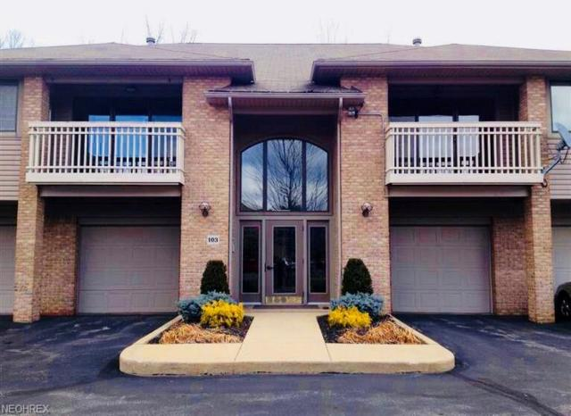 3800 Rosemont Blvd 103F, Fairlawn, OH 44333 (MLS #3974736) :: RE/MAX Edge Realty
