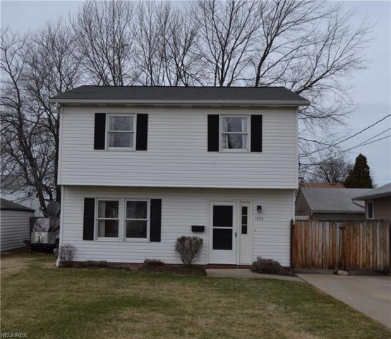 1360 E 348th St, Eastlake, OH 44095 (MLS #3974785) :: The Crockett Team, Howard Hanna