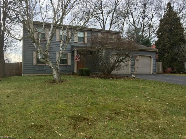 3884 Aleesa Dr SE, Warren, OH 44484 (MLS #3974837) :: RE/MAX Valley Real Estate