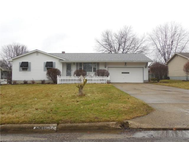 7493 Jaguar Dr, Youngstown, OH 44512 (MLS #3975547) :: RE/MAX Valley Real Estate
