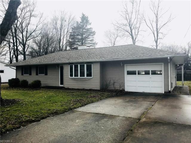 717 Brentwood Ave NE, Warren, OH 44484 (MLS #3975618) :: RE/MAX Valley Real Estate