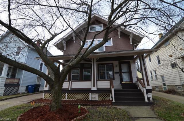 1498 Hopkins Ave, Lakewood, OH 44107 (MLS #3975705) :: PERNUS & DRENIK Team