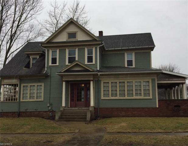 502 S Main St, Orrville, OH 44667 (MLS #3976703) :: Tammy Grogan and Associates at Cutler Real Estate