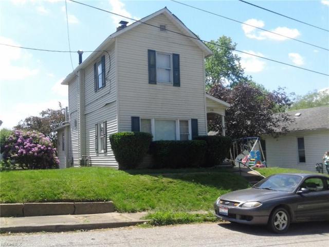 318 Sand St, Crooksville, OH 43731 (MLS #3977558) :: The Crockett Team, Howard Hanna