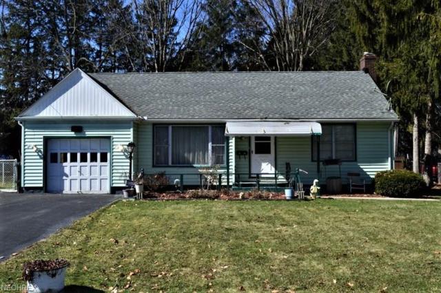 1656 13th St SW, Akron, OH 44314 (MLS #3978064) :: Keller Williams Chervenic Realty