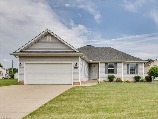 3658 Kenyon Creek Ave NW, Massillon, OH 44647 (MLS #3978127) :: Keller Williams Chervenic Realty