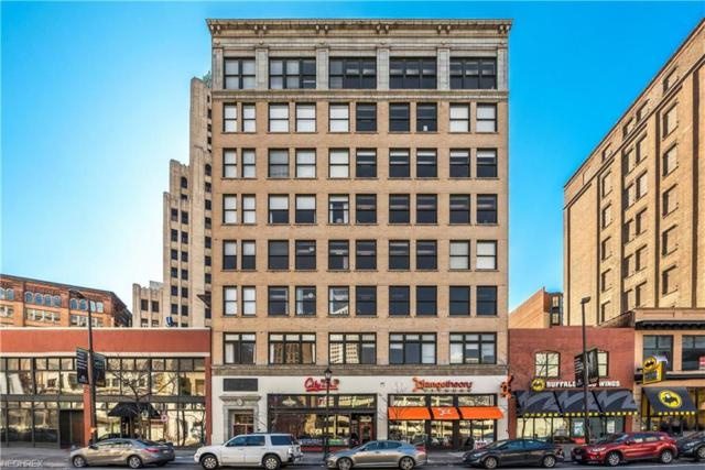 750 Prospect Ave E #302, Cleveland, OH 44115 (MLS #3978480) :: RE/MAX Trends Realty