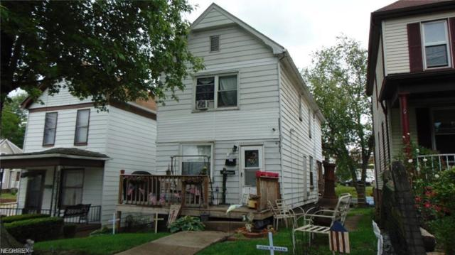1657 Ridge Ave, Steubenville, OH 43952 (MLS #3979316) :: Keller Williams Chervenic Realty