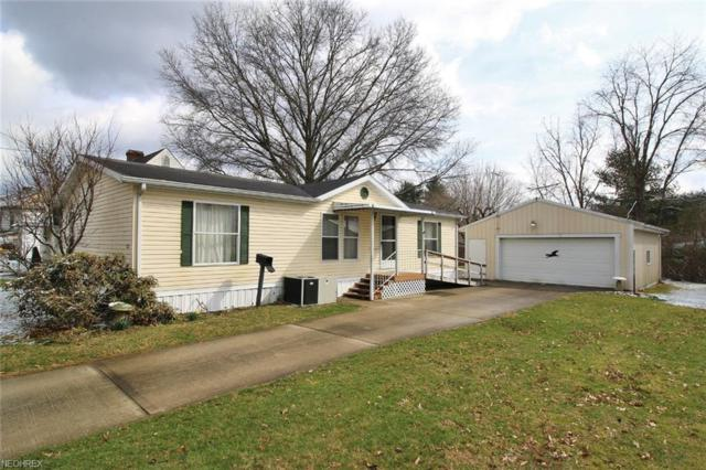 322 Main St, Roseville, OH 43777 (MLS #3979366) :: Keller Williams Chervenic Realty
