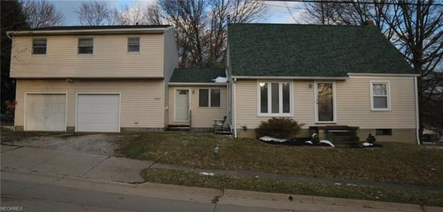 2447 Newton St, Akron, OH 44305 (MLS #3979492) :: The Crockett Team, Howard Hanna
