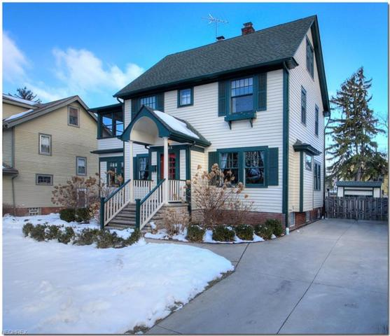 3165 Essex Rd, Cleveland Heights, OH 44118 (MLS #3979773) :: Keller Williams Chervenic Realty