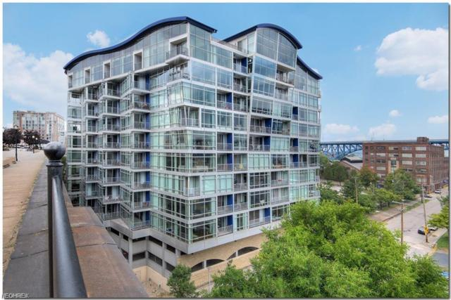 1237 Washington Ave #1202, Cleveland, OH 44113 (MLS #3981529) :: RE/MAX Trends Realty