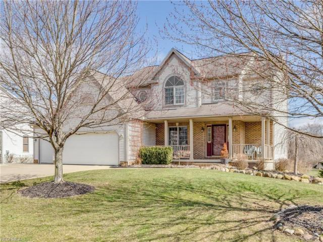 11162 Peach Glen Ave NW, Uniontown, OH 44685 (MLS #3981538) :: PERNUS & DRENIK Team