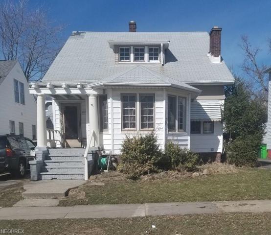 10201 Russell Ave, Garfield Heights, OH 44125 (MLS #3981559) :: The Crockett Team, Howard Hanna