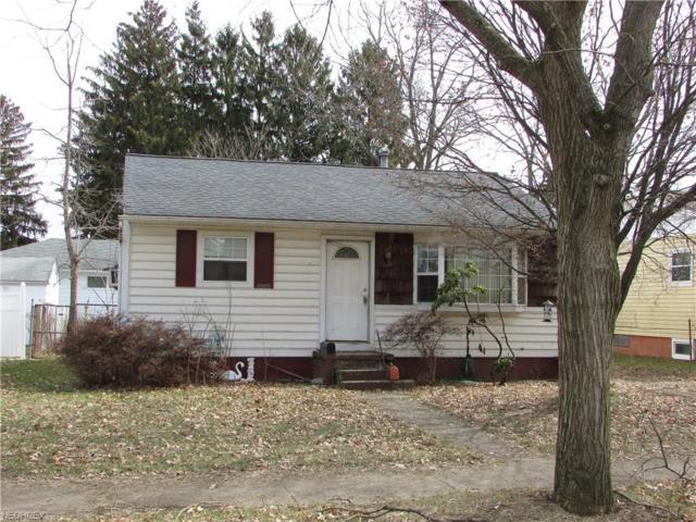 2801 Wingate Ave, Akron, OH 44314 (MLS #3981848) :: Keller Williams Chervenic Realty