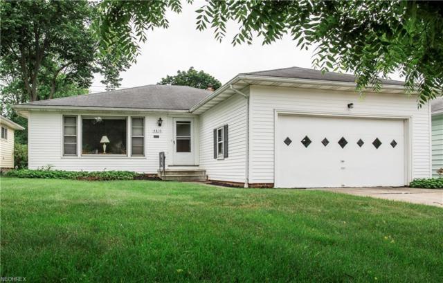 4810 Fairlawn Rd, Lyndhurst, OH 44124 (MLS #3983011) :: The Crockett Team, Howard Hanna