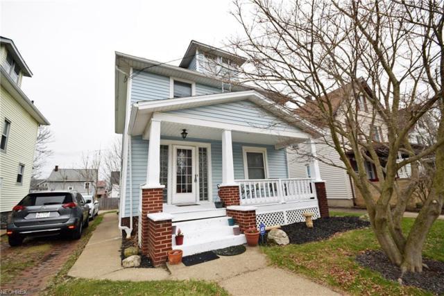 308 Columbus Ave NW, Canton, OH 44708 (MLS #3983741) :: Keller Williams Chervenic Realty