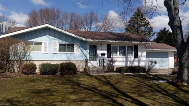 26928 Westwood Ln, Olmsted Township, OH 44138 (MLS #3983774) :: Keller Williams Chervenic Realty
