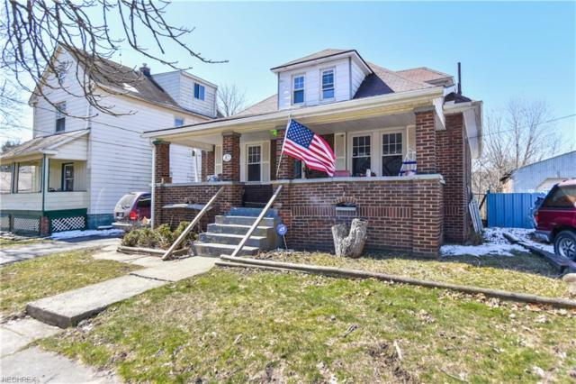 80 Oxford St, Campbell, OH 44405 (MLS #3984007) :: Keller Williams Chervenic Realty