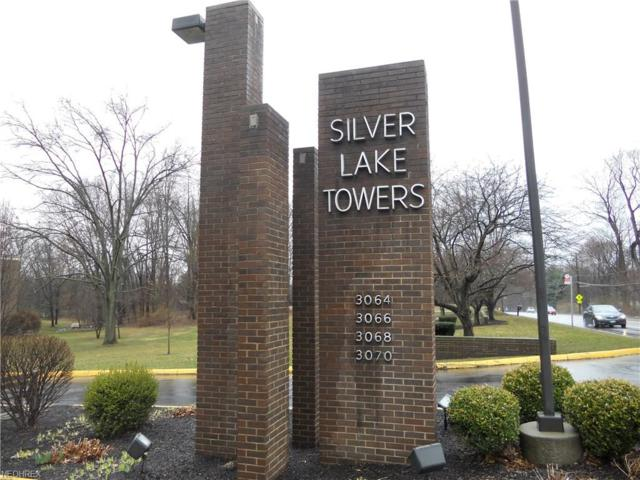 3066 Kent Rd #401, Stow, OH 44224 (MLS #3984203) :: Keller Williams Chervenic Realty