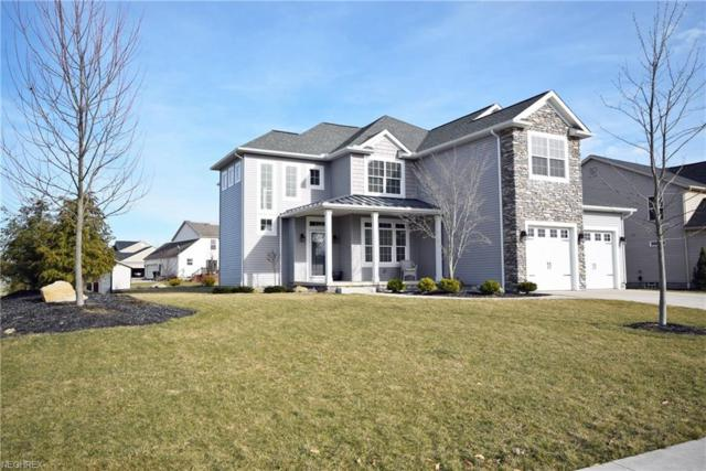 12668 Estate Ave NW, Uniontown, OH 44685 (MLS #3984210) :: Keller Williams Chervenic Realty