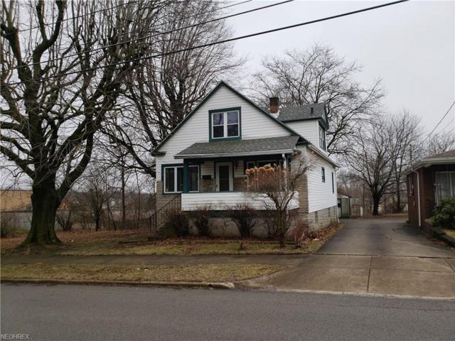 349 Blossom Ave, Campbell, OH 44405 (MLS #3984755) :: Keller Williams Chervenic Realty
