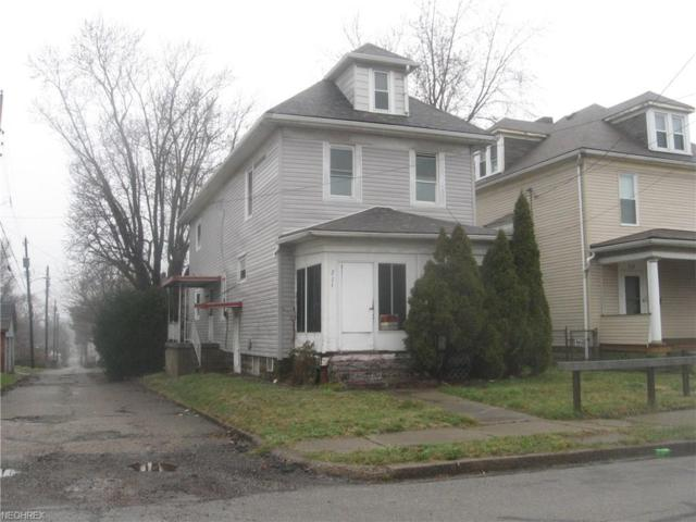 711 Wilkins St, Steubenville, OH 43952 (MLS #3984795) :: Keller Williams Chervenic Realty