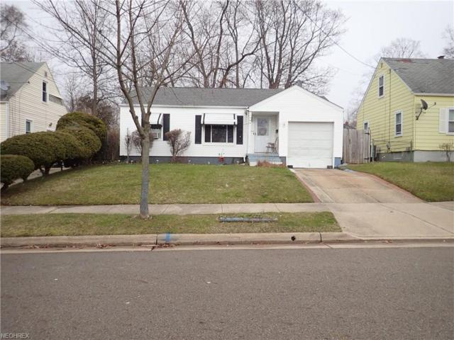 1163 Crestview Ave, Akron, OH 44320 (MLS #3984950) :: The Crockett Team, Howard Hanna