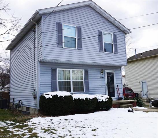 1064 Belden Ave, Akron, OH 44310 (MLS #3984992) :: Keller Williams Chervenic Realty