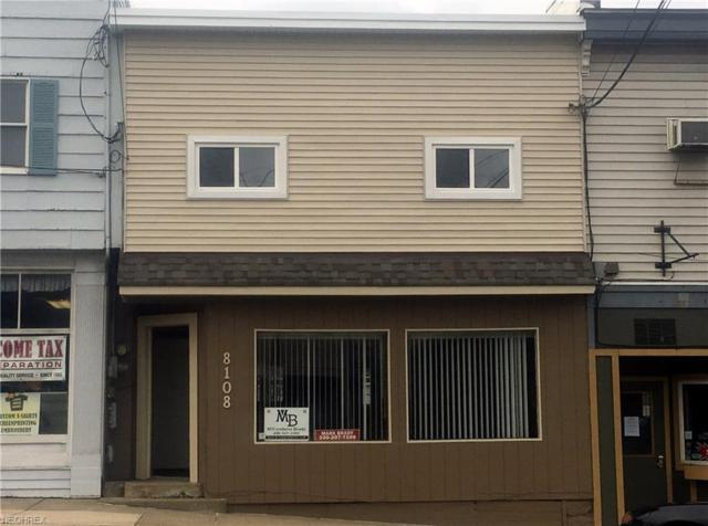 8108 Main St, Garrettsville, OH 44231 (MLS #3985059) :: Keller Williams Chervenic Realty